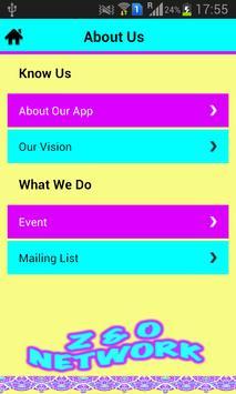 Z&O NETWORK screenshot 1