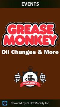 Grease Monkey Events apk screenshot