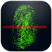 Fingerprint Age Scanner Prank icon