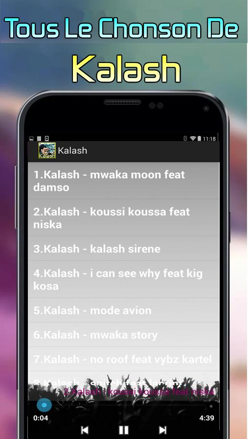 DAMSO MP3 TÉLÉCHARGER MOON KALASH MWAKA FEAT