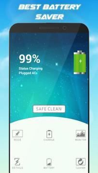 Solar Battery Charger - Battery Saver Prank screenshot 1