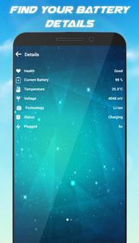 Solar Battery Charger - Battery Saver Prank screenshot 4