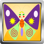 Butterfly Match Game icon