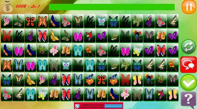 Butterfly Match Game poster