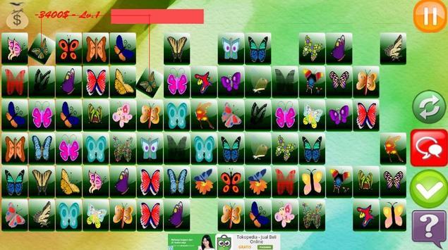 Butterfly Match Game screenshot 2
