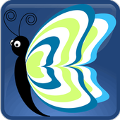 Butterfly Puzzle Fun icon