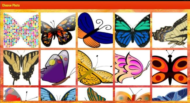 Butterfly Puzzle Fun apk screenshot