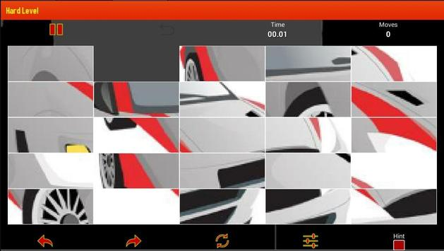 Car Puzzle Game screenshot 19