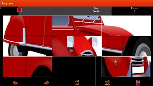 Car Puzzle Game screenshot 12