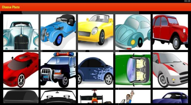 Car Puzzle Game screenshot 1
