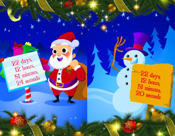 How Many Minutes Till Christmas.How Many Days Till Christmas For Android Apk Download