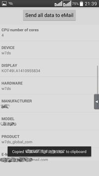 DeviceData screenshot 3