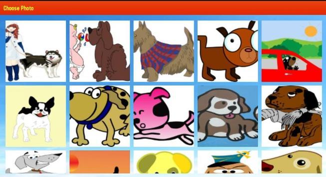 Dog Puzzle Game screenshot 1