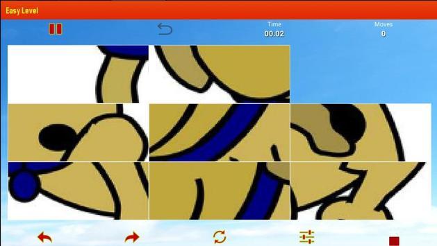 Dog Puzzle Game screenshot 2