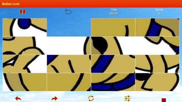 Dog Puzzle Game screenshot 3