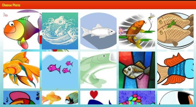 Fish Puzzle Game screenshot 1