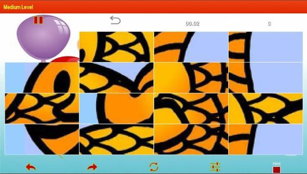 Fish Puzzle Game screenshot 3