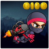 Awesome Ninja Fighting icon