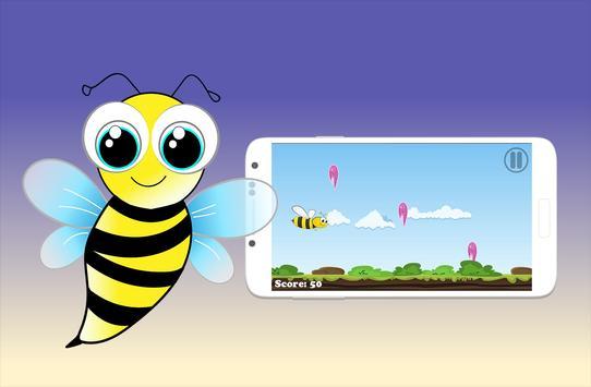 Flying Bee screenshot 1