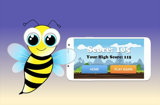 Flying Bee screenshot 2