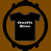 Outfit Size icon