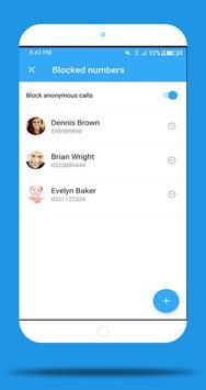Truecaller: Caller ID, SMS spam blocking screenshot 1