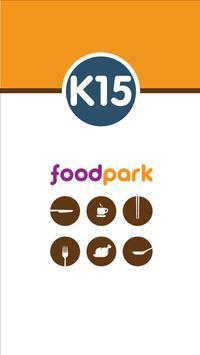 K15 Foodpark poster
