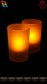 Night Light - Relaxation Lamp poster