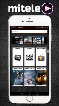 Mitele - TV a la carta - Tips 2018 poster