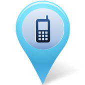 SMS GPS Phone Finder icon
