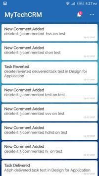 My Technology CRM apk screenshot