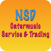 NSD Catermusic Service icon