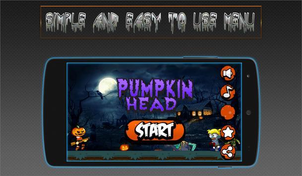 Pumpkin Head : A Halloween Survival poster