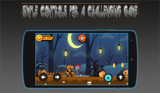 Pumpkin Head : A Halloween Survival apk screenshot
