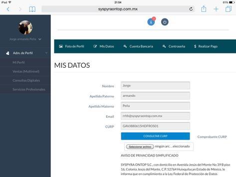 Syspyra Ontop . screenshot 7