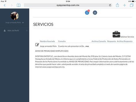 Syspyra Ontop . screenshot 8