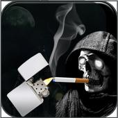 Smoke Cigarette Lock Screen icon