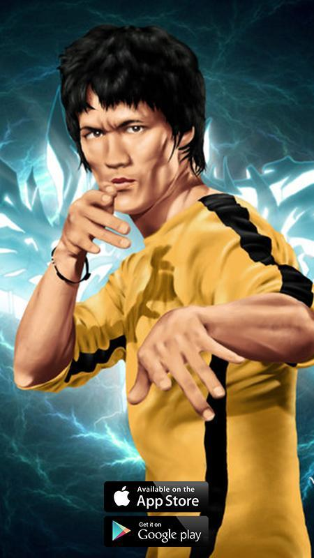 bruce lee wallpaper android