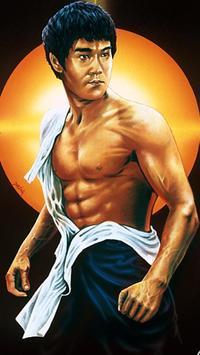 Amazing Bruce Lee Wallpapers (HD) screenshot 1
