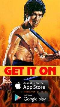 Amazing Bruce Lee Wallpapers (HD) screenshot 3