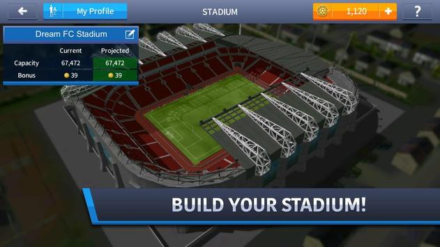 Dream Soccer League screenshot 1