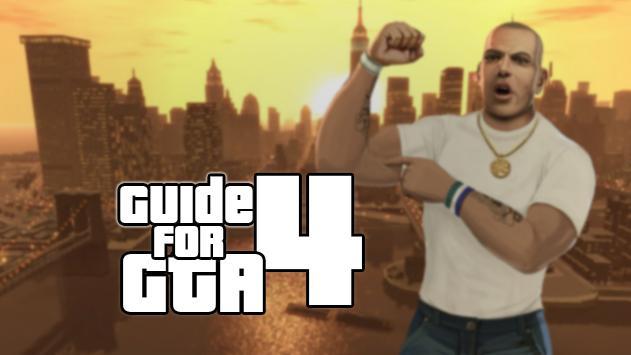 Guide for NEW GTA 4 apk screenshot
