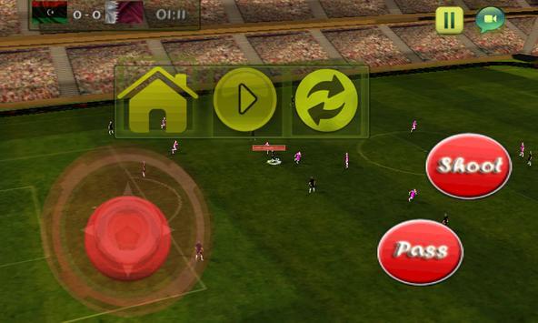 Arab Cup 2016 screenshot 3