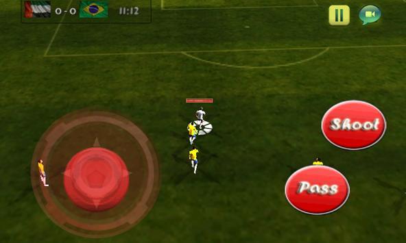 Arab Cup 2016 apk screenshot