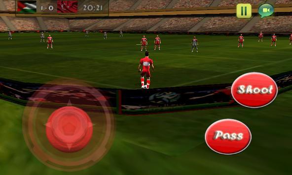 Arab Cup 2016 screenshot 5