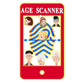 Fun Age Scanner Detector prank icon