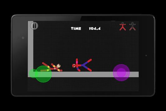 stickman Warriors 3 Epic Fight screenshot 4