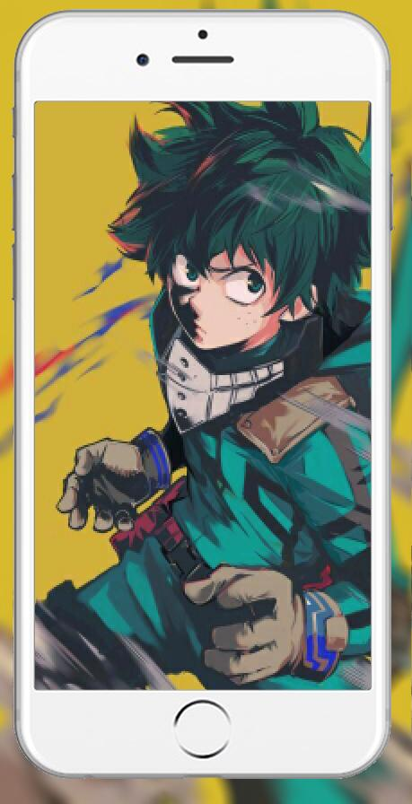 Hero Academia Wallpaper Hd For Android Apk Download