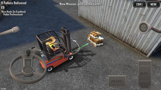 Extreme Forklifting 2 apk screenshot