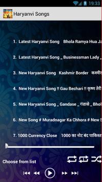 Haryanvi Songs / hindi mp3 poster